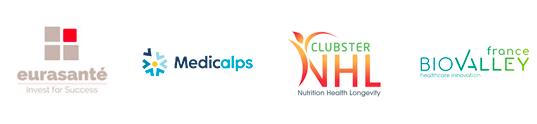Logos organisers Medfit
